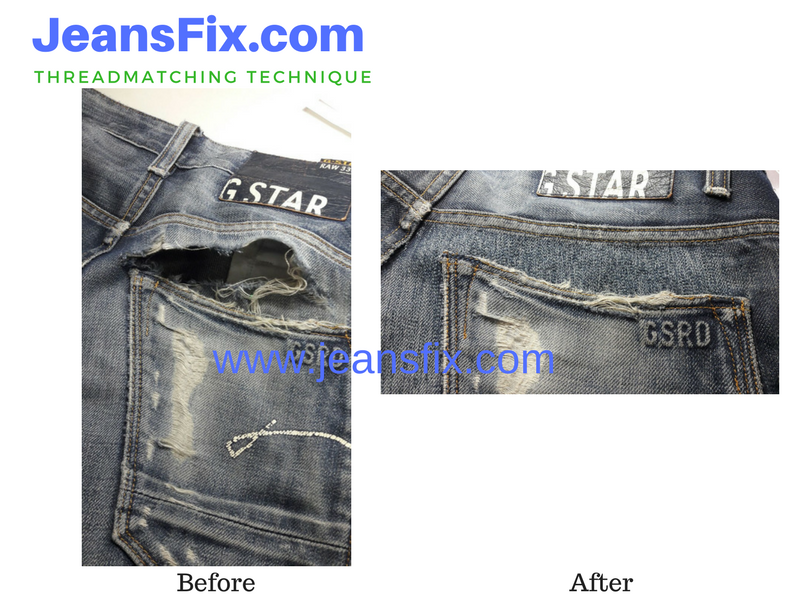 Clothing Repair Singapore